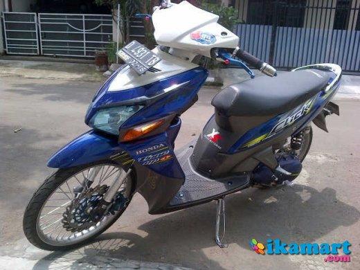 Jual Vario Absolute 2011 full modif - Motor Bekas Honda Vario absolute