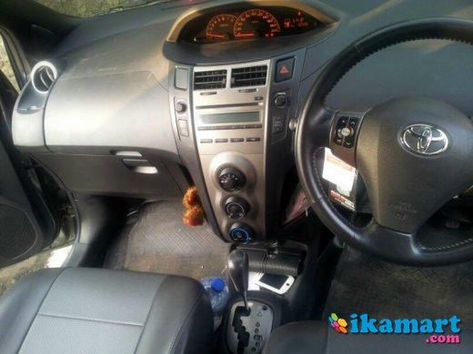 toyota yaris s limited auto 2011
