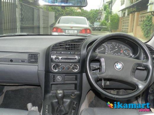 BMW 320i E36 M52 TAHUN 1995 SIMPANAN   Mobil