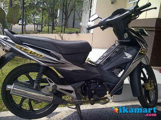 Jual Honda Revo Nf100td Cv Thn 2008 Mulusss Gan Motor