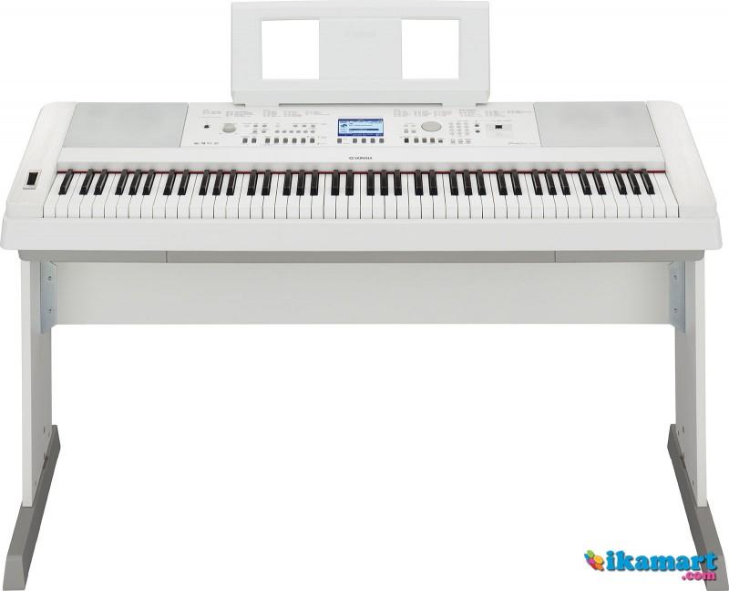 jual digital piano yamaha dgx 660 dgx660 dgx 660 harga murah elektronik rumah. Black Bedroom Furniture Sets. Home Design Ideas