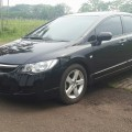 Honda All New Civic A/T 2007 Black Beauty