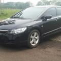 Honda All New Civic 1.8 A/T 2007 Black Beauty