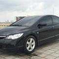 Over Kredit Honda Civic 1.8 A/T 2008 Black beauty