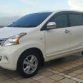 Dijual Avanza G A/T 2013 Airbag White Pearl