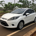 Dijual Ford Fiesta Trend 2011 A/T white Metallik Include BBN