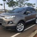 Dijual Ford Ecosport Titanium A/T 2014 Low Km Perfect condition TDP minim