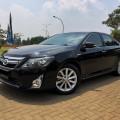 Toyota Camry Hybrid 2.5 A/T 2012 Mulus terawat Proses kredit cepat dan dibantu