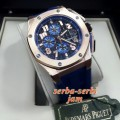 Audemars Piguet Roo James Lebron Blue Rosegold