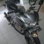Jual Honda CBR250 R 2011Silver Wetlook