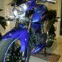 Jual Yamaha Byson Tahun 2011 Warna Biru