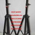 stand speaker karaoke rumahan kokoh