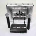 mic wireless 839 seri terbaru new model