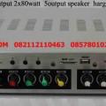 amplifier karaoke ka-303 5speaker suround center