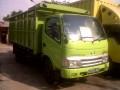 Hino light truck 2009 2 unit