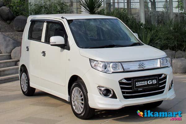 suzuki karimun wagon r auto gear shift promo kredit