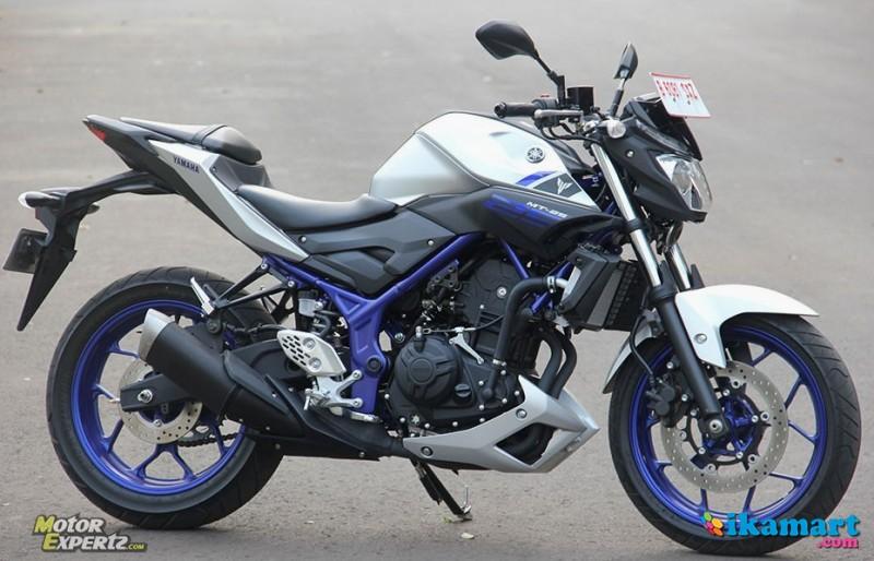 Yamaha MT 25 Promo Kredit