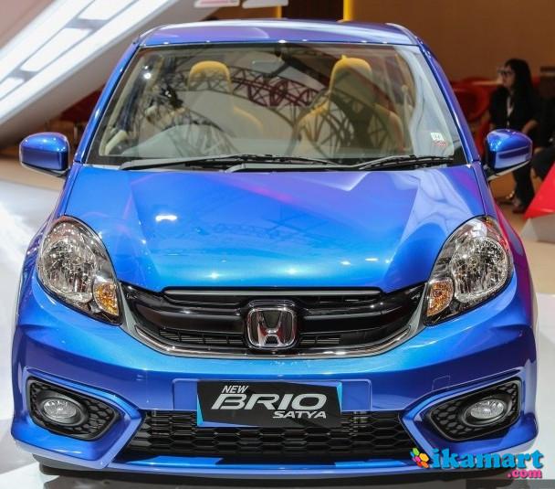 Honda Brio 2017 Baru Cash Kredit