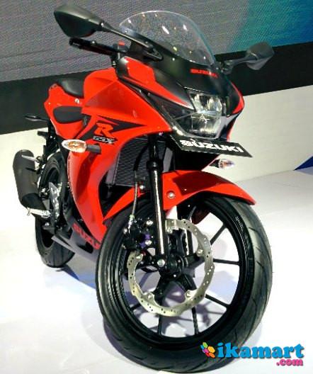 Kredit Motor Suzuki Gsxr