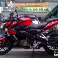 Kawasaki Pulsar 200 NS ( Cash / Kredit ) Baru