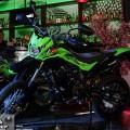 Kawasaki D Tracker 150 SE ( Cash / Kredit ) 2015 Baru