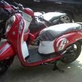 Honda Scoopy FI ( Promo Kredit )