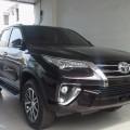 Toyota Fortuner 2.4 VRZ ( Cash / Kredit ) .. 2016 Baru