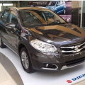 Suzuki SX4 S Cross ( Cash / Kredit ) NIK 2017 Baru