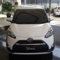 Toyota Sienta 1.5 G