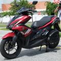 Yamaha Aerox 155 VVA ( Kredit Promo )