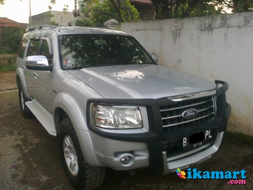 ford new everest 2008