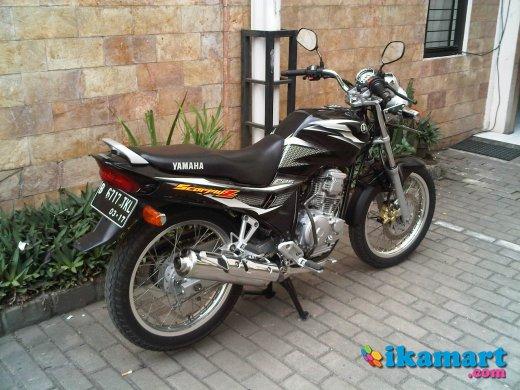 Jual Yamaha Scorpio Z 2007