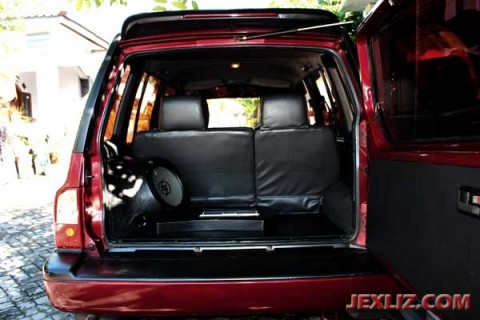 Jual Suzuki Escudo Bekas - Mobil W