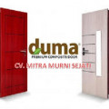 Jual Pintu WPC Duma Door │ Supplier Bahan Bangunan Sidoarjo