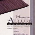 Genteng Minimalis Allure berpasir untuk rumah