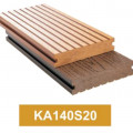 WPC Decking KA140S20 │ Wood Plastic Composite
