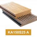 WPC Decking KA150S25 A │ Lantai Kayu Komposit untuk Outdoor