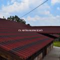 Onduline Tile │ Atap Bitumen Selulosa