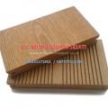 Lantai WPC Decking Solide Flex WL-D075 │ Lantai Kayu Plastik