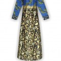 Grosir Baju Batik Gamis, Gamis Batik Pekalongan, Busana Muslim, KGR1