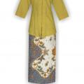 Mode Batik Modern, Baju Modis Online, Busana Batik, HBOK5