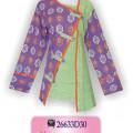 Koleksi Baju Batik, Grosir Busana, Model Baju Terkini, HBKEKM9