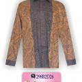 Baju Kerja Batik, Toko Baju Batik Online, Mode Baju Terkini, KLK4
