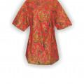 Model Batik Terbaru, Model Batik Kerja, Jual Batik Murah, WKBB518