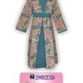 Model Baju Batik Dress, Model Batik Terbaru, Model Baju, HDVKE2