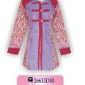 Butik Baju Batik, Model Baju Kerja Batik, Baju Batik Terbaru, HBEOKV13