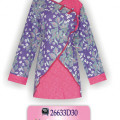 Blus Batik Modern, Grosir Busana, Busana Batik, HBEOKL7