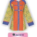 Baju Batik Kantor, Bisnis Baju Batik, Desain Baju Batik, HBEOKV4