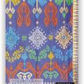 Butik Batik Online, Model Baju Kerja Batik, Gambar Baju Batik, BP23 BIRU