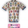 Baju Batik Pria, Batik Moderen, Baju Batik Kantor, KHT
